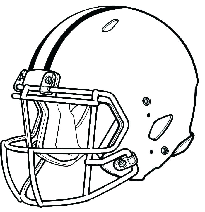 700x727 Coloring Pages S Helmet
