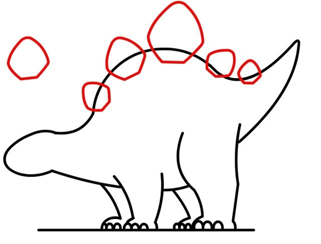 640x487 Draw A Happy Cartoon Elephant With This Step