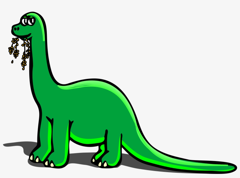 820x609 The Lonely Dinosaur Drawing Brachiosaurus Stegosaurus
