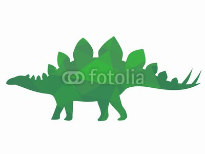 400x300 Silhouette Of A Stegosaurus Vector Drawing Buy Photos Ap