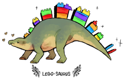 400x254 Stegosaurus Drawing Tumblr