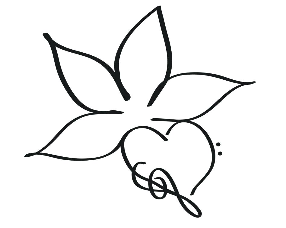 948x758 Simple Easy Flowers To Draw Cool Flower Designs Drawing Step Draw