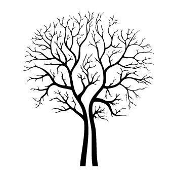 350x350 For Your Consideration Is A Die Cut Vinyl Tree Decal Available