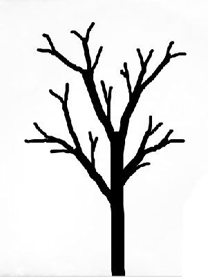 301x400 Cartoon Dead Trees Clip Art