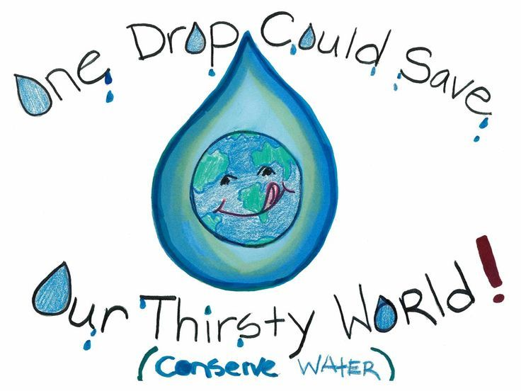 736x552 Water Conservation Posters Save Water Slogans
