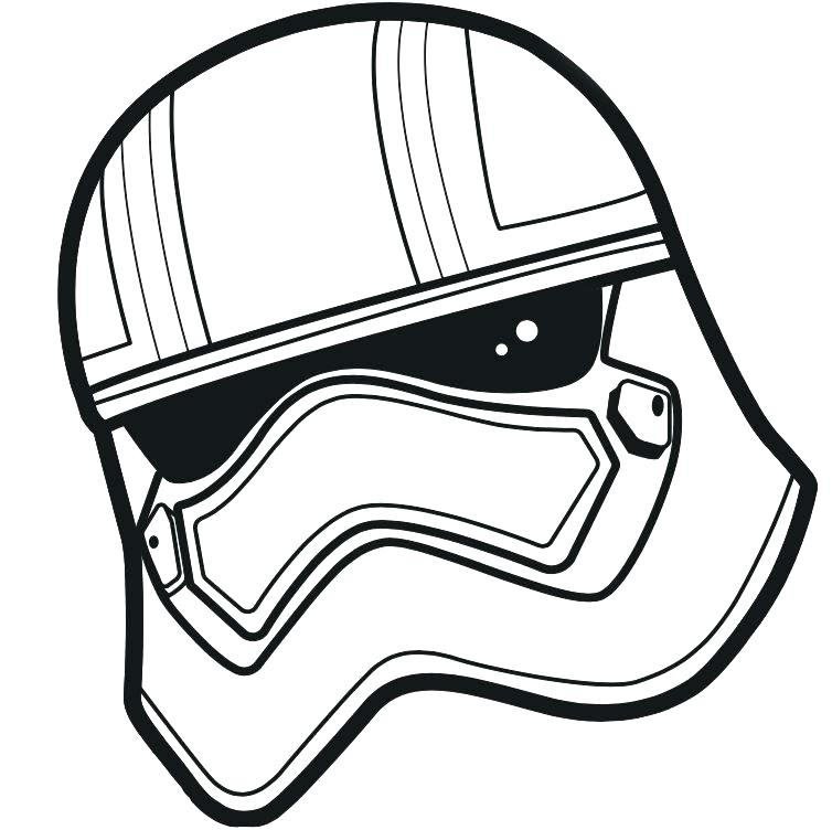 photo relating to Stormtrooper Stencil Printable named Stormtrooper Line Drawing Free of charge obtain easiest Stormtrooper