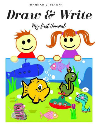314x406 draw and write journal draw and write journal for kids