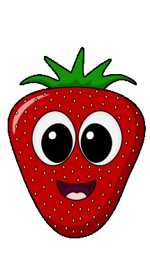 215x382 Drawing A Strawberry