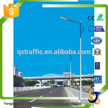 350x350 steel pole price galvanized street lighting pole street