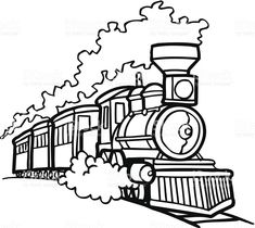 235x210 best train drawing images in trains, train, train drawing