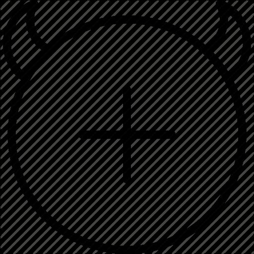 512x512 Demonic Drawing Sugar Skull Transparent Png Clipart Free