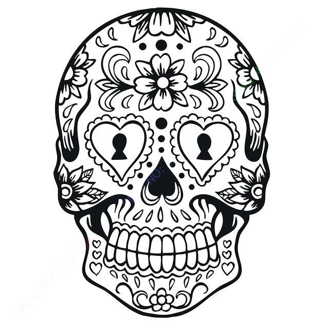 640x640 inspirational skull drawings drawing inspirational skull drawings