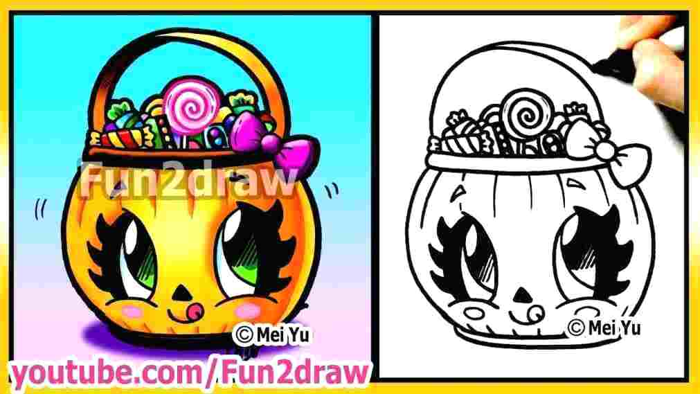 1011x569 Easy Candy To Draw Candy Drawing Easy Candy Skull Drawings