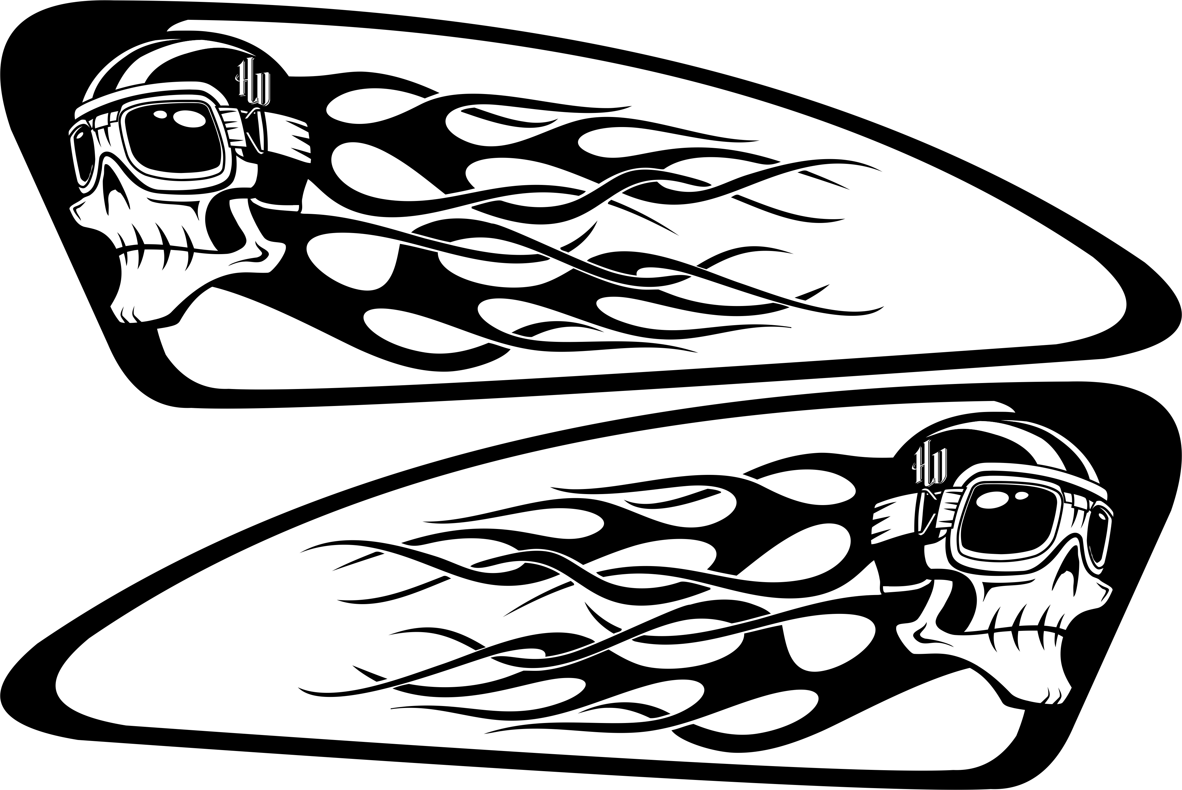 3755x2512 Dodgers Drawing Sugar Skull Transparent Png Clipart Free