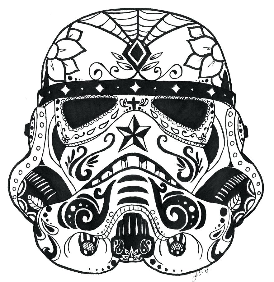 880x908 How To Draw A Sugar Skull Drawn Sugar Skull How To Draw Sugar