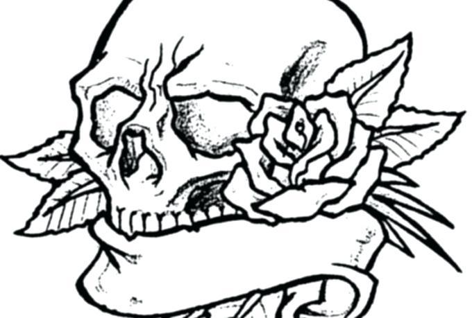 Sugar Skull Tattoo Drawings Free Download Best Sugar Skull Tattoo