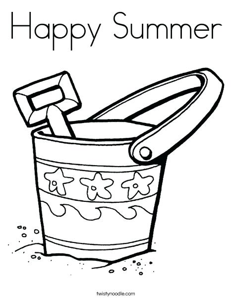 Summer Vacation Drawing | Free download best Summer Vacation ...