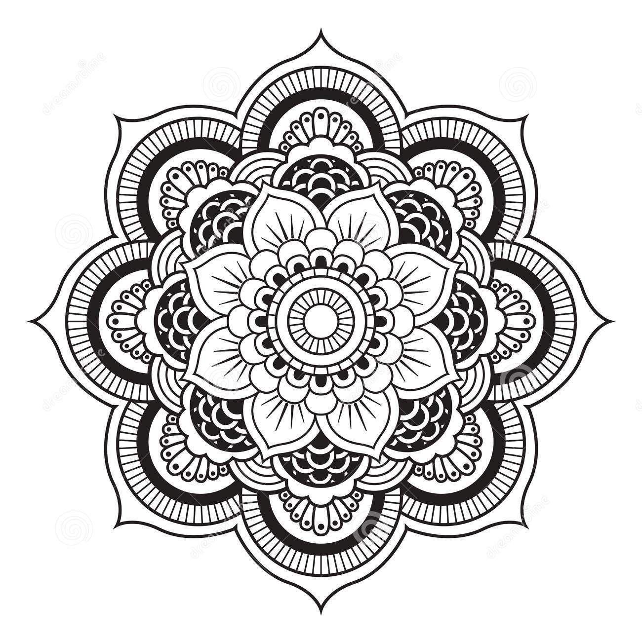1300x1293 images for gt flower mandala tumblr mandala mandala tattoo