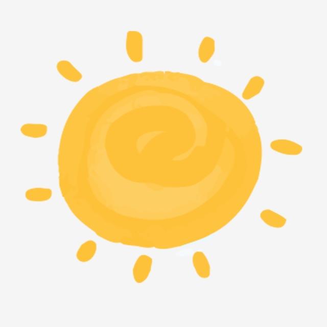 640x640 cartoon graffiti sun golden sun, child drawing sun, sun rays