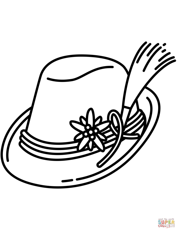 618x800 Hat, Drawing, Line, Transparent Png Image Clipart Free Download
