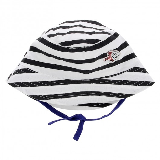 530x530 Baby Boys' Sun Hat Ecru Dpam