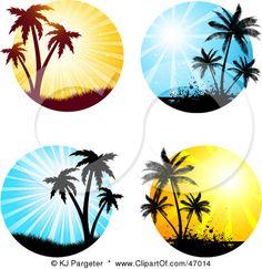 236x243 best palm tree sunset images beautiful places, sunrise, sunset