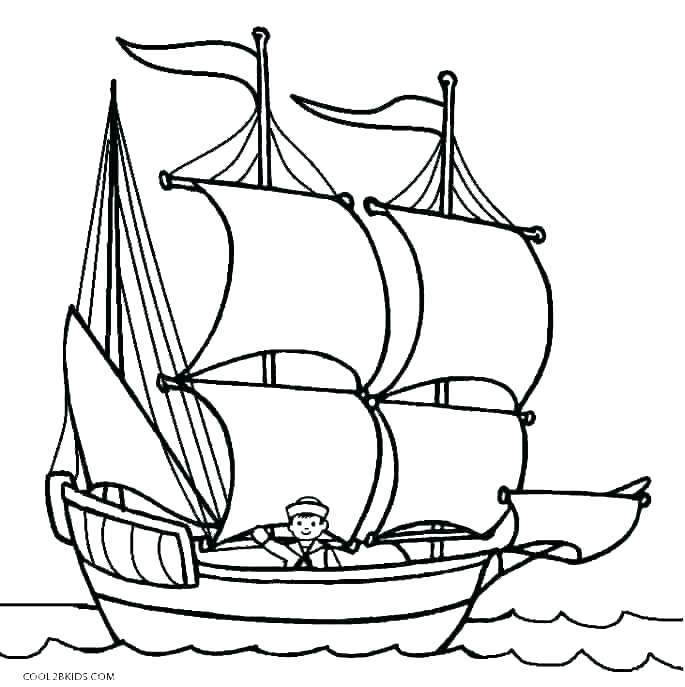 685x687 Briliant Pirate Ship Coloring Sheet Pirate Ship Colouring