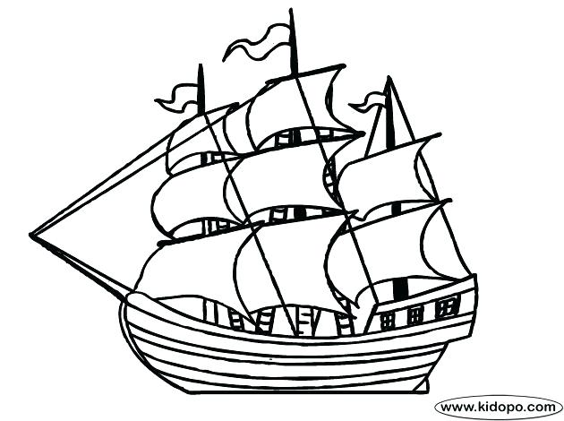 630x470 Coloring Pages Ships Pirate Ships Coloring Pages Collection