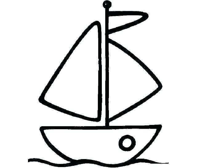 728x546 Sunken Pirate Ship Coloring