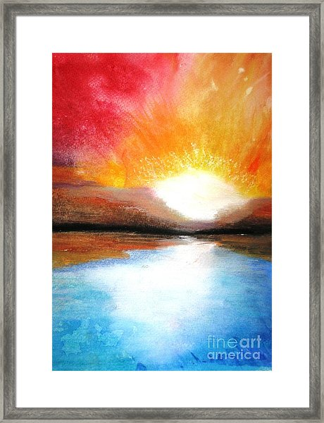 Sunset Drawing Oil Pastel Free Download Best Sunset