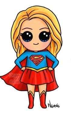 236x376 Drawing Cute Superheroes Troller Us