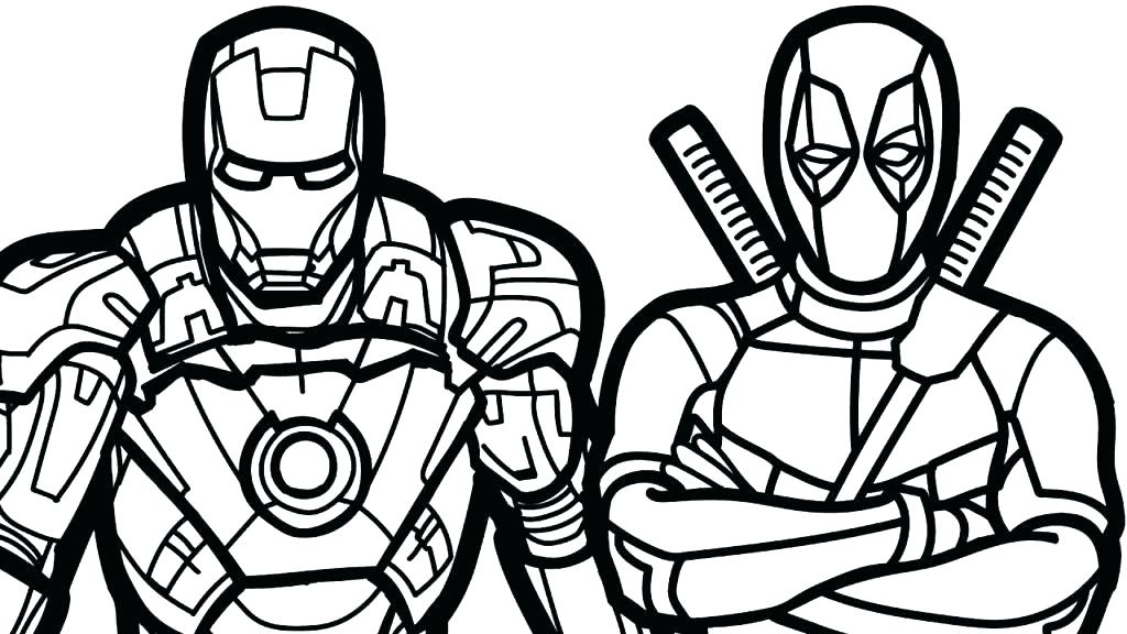 1024x576 lego marvel deadpool coloring pages marvel superheroes coloring