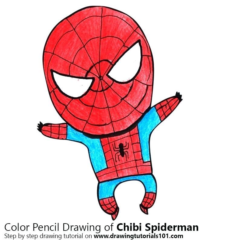 800x800 Spiderman Drawing Easy Drawing Drawing Superheroes Spiderman Easy