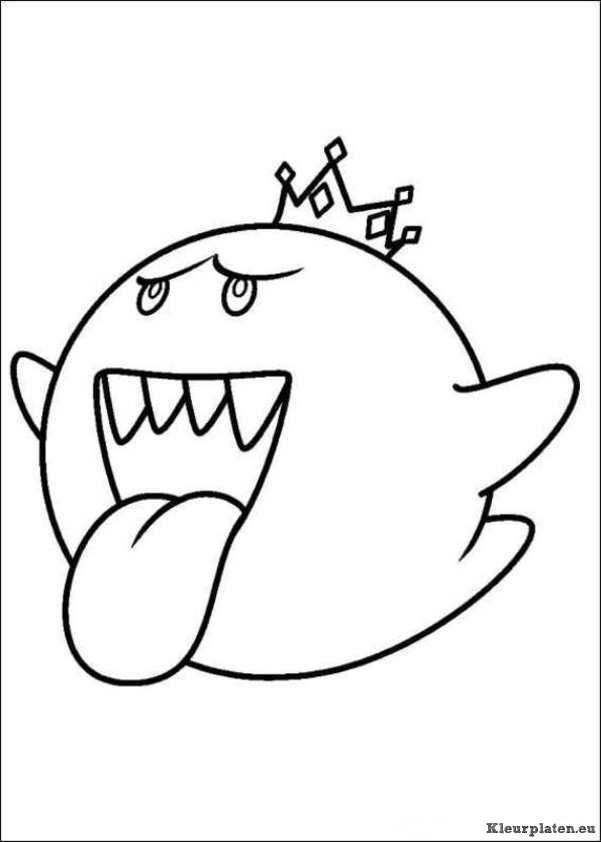 Kleurplaten Baby Mario.Super Mario Bros Drawing Free Download Best Super Mario Bros