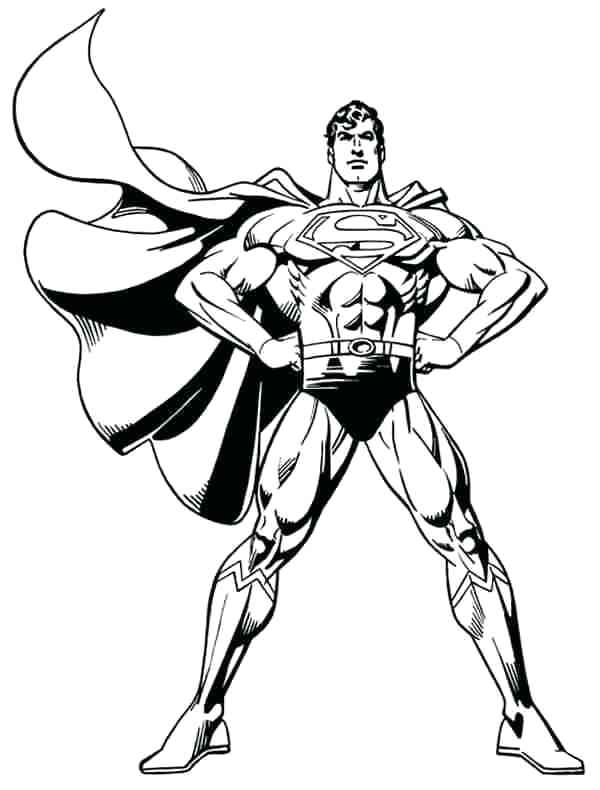 600x790 Superman Outline Superman Outline Free Download Clip Art
