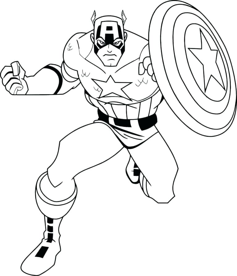 768x893 Superhero Coloring Marvel Superhero Coloring Pages Superheroes