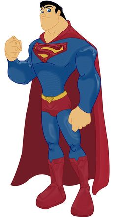 Superman Cape Drawing