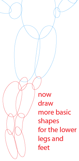 260x524 How To Draw Superman With Easy Step