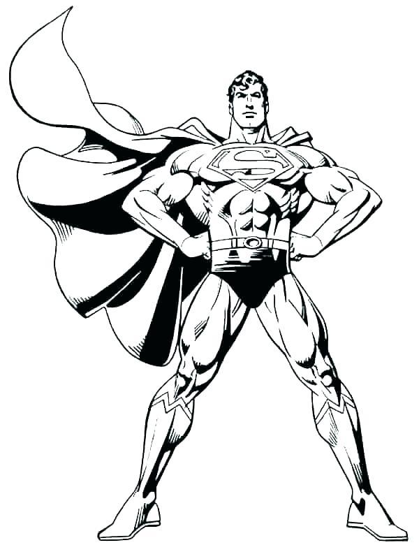 600x790 superman color sheet superman color coloring pages superman face