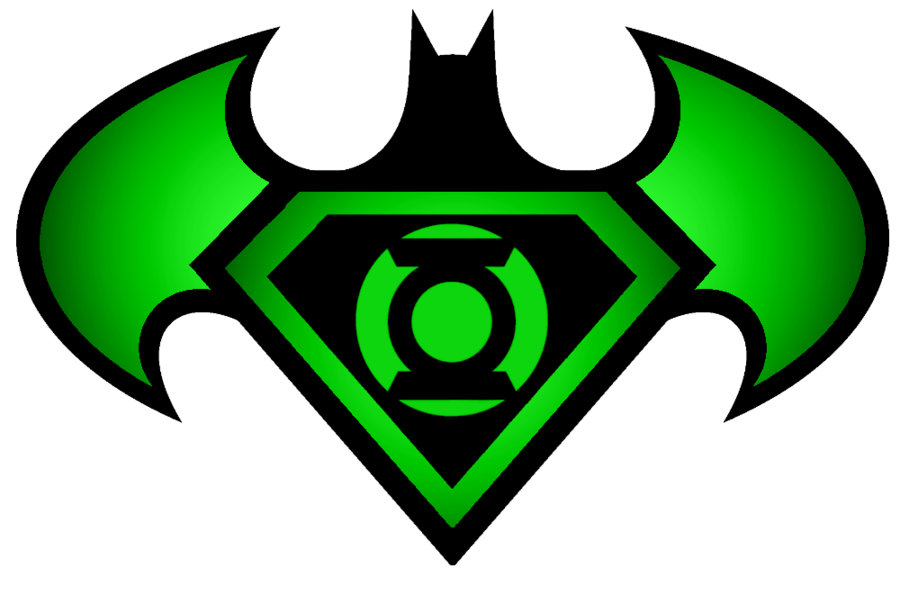 Superman Logo Drawing