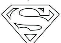 200x140 superman logo outline superman logo clip art free superman logo