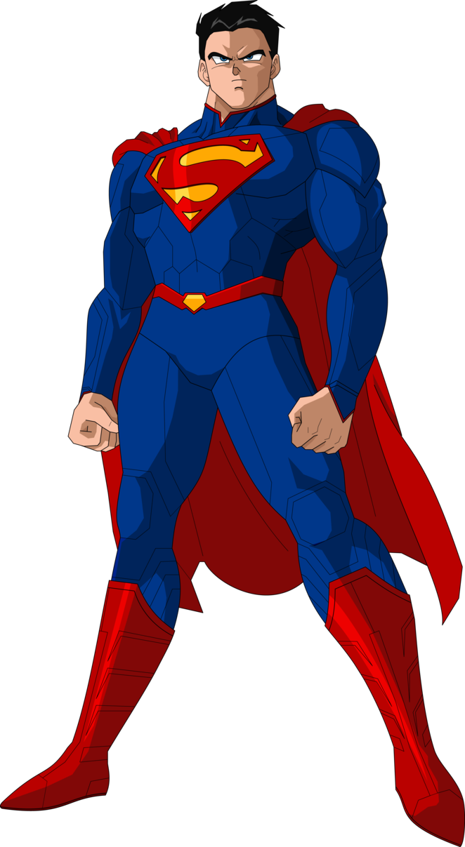 Superman S Drawing