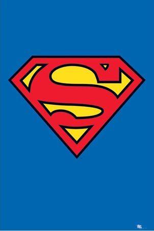 302x452 Superman Logo