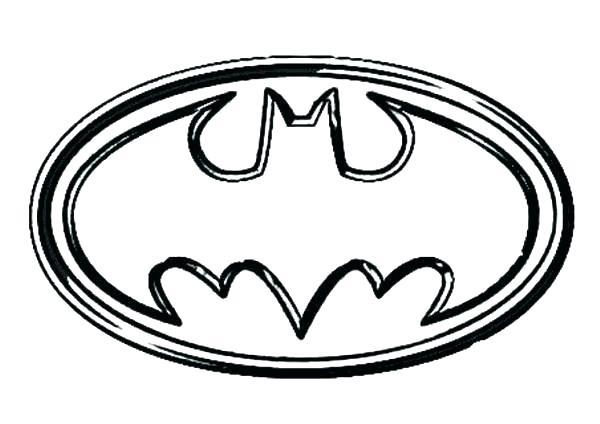 600x424 Best Batman Symbol