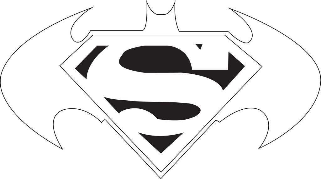 1024x573 batman vs superman coloring pages fresh fresh batman drawing