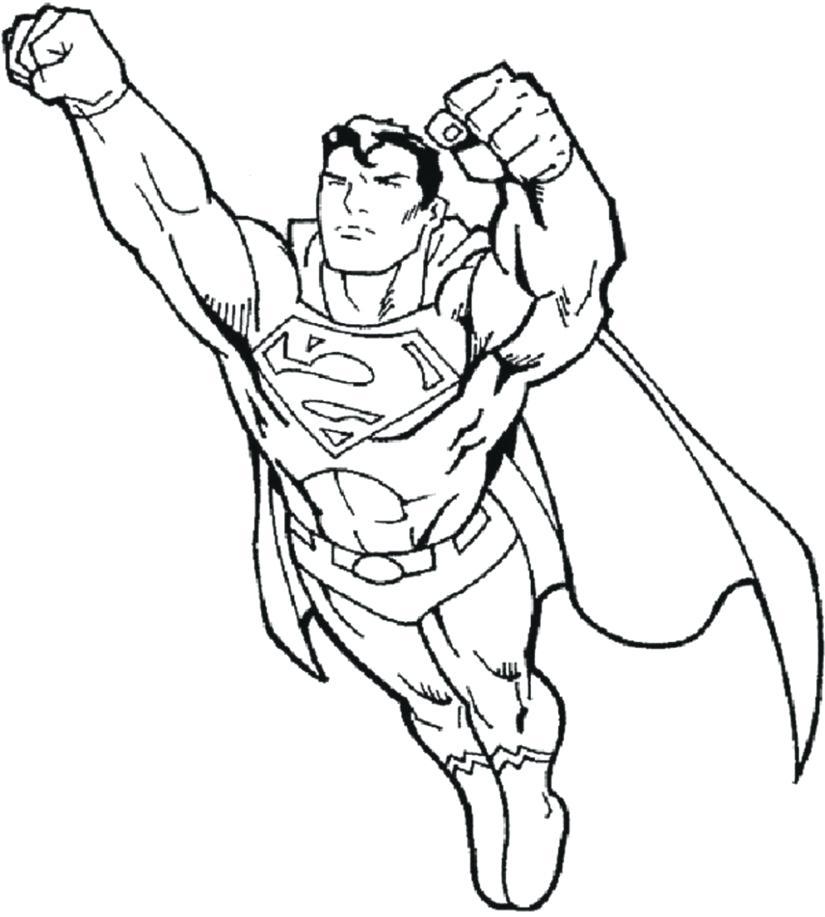 825x917 superman coloring images superman coloring batman vs superman