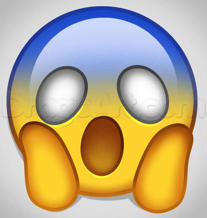Surprised Face Drawing Free Download Best Surprised Face Drawing