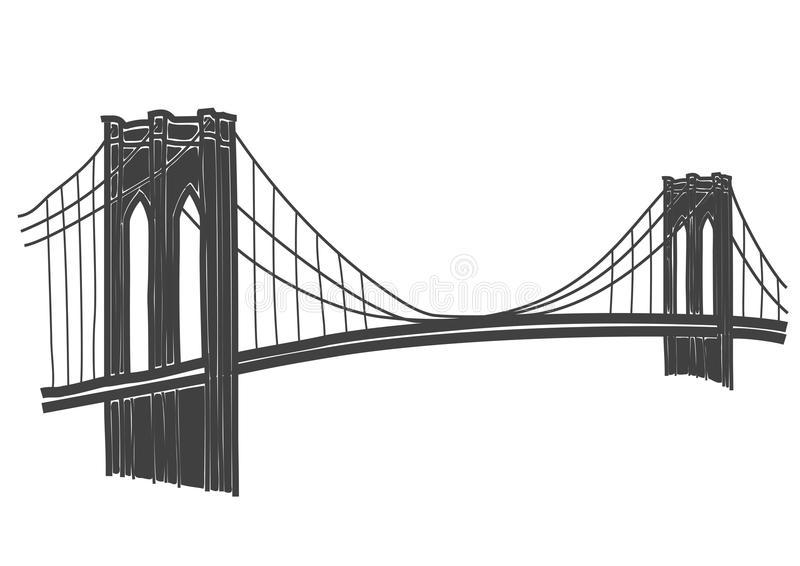 800x566 Collection Of Free Bridge Clipart Brooklyn Bridge Amusement