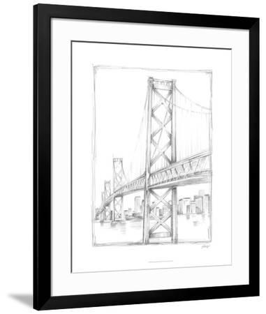 381x450 Suspension Bridge Study Ii Limited Edition