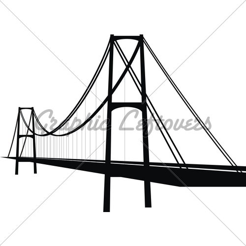 500x500 Suspension Cable Bridge Gl Stock Images